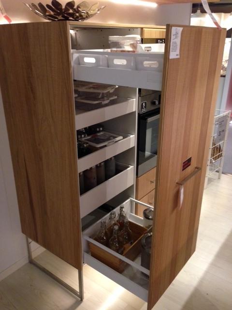 meuble cuisine ikea largeur 30 cm en plus de interesting meuble ... - Meuble Cuisine Tiroir Coulissant